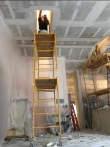 drywall finishing company