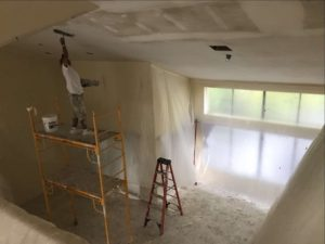 drywall replacement company