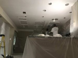 popcorn ceiling company